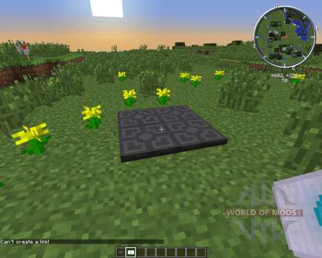 XPTeleporters для Minecraft