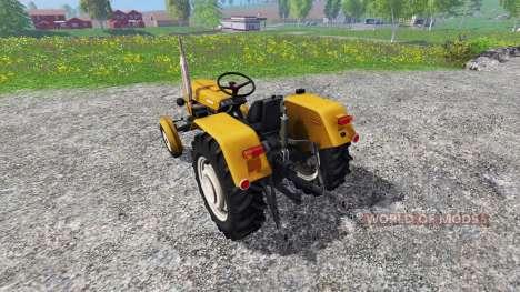 Ursus C-330 v1.1 yellow для Farming Simulator 2015