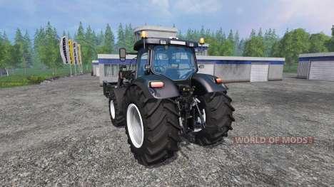 Case IH Puma CVX 230 FL v1.3 black для Farming Simulator 2015