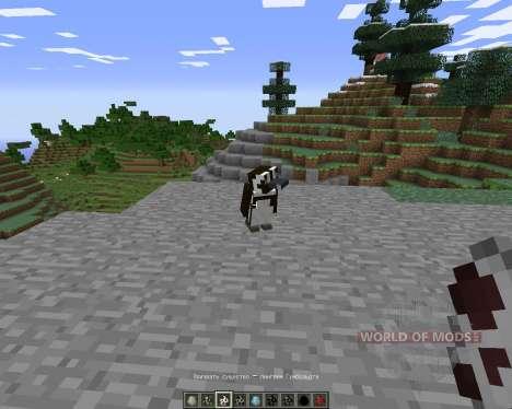Rancraft Penguins для Minecraft