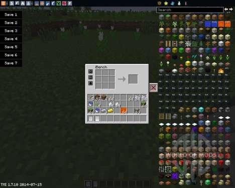 iBench для Minecraft
