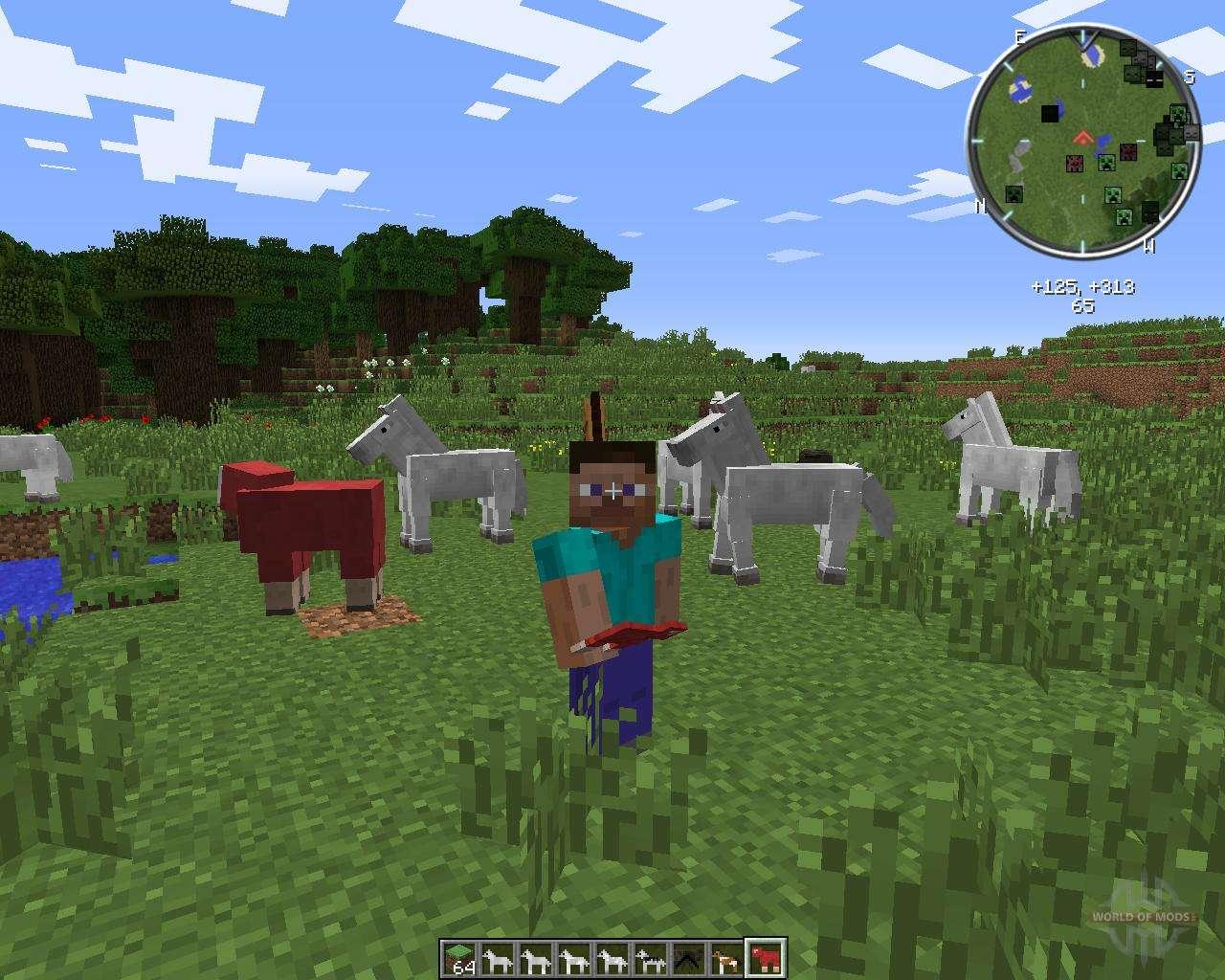 Скачать мод Hungry Animals для Майнкрафт 1.7.10 бесплатно ...