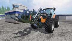 Deutz-Fahr Agrotron 7250 Forest King orange
