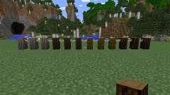Modular Flower Pots для Minecraft