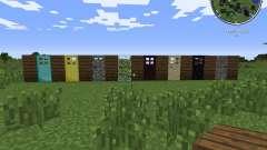 Extra Doors для Minecraft