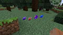 Recall Stones для Minecraft
