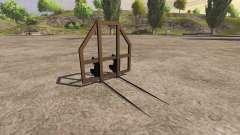 Захват для тюков v2 для Farming Simulator 2013