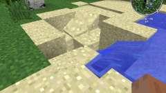 Better Sand для Minecraft