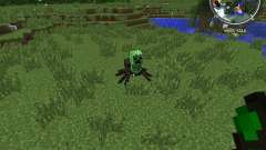 Creeper-Spider для Minecraft