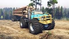 ЗиЛ-130 Терминатор v2.0 для Spin Tires