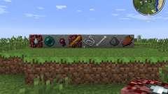Mob Drop Ores для Minecraft