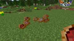 Larrys Potatoes для Minecraft