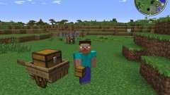 MC Cart для Minecraft