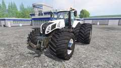 New Holland T8.320 620EVOX v1.11