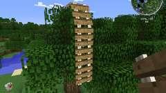 Zipline для Minecraft
