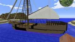 Small Boats для Minecraft