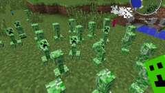 Clay Living Dolls для Minecraft