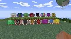 Adventure Backpack для Minecraft