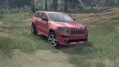 Jeep Grand Cherokee SRT8 для Spin Tires
