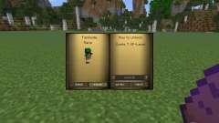 Familiars для Minecraft