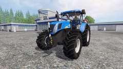 New Holland T7040 v2.0