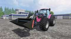 Deutz-Fahr Agrotron 7250 Forest Queen pink