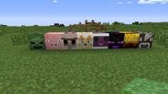 Mob Blocks для Minecraft