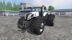 New Holland T8.320 600EVOX v1.12