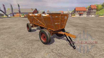 Seed Holzwagen v2.0 для Farming Simulator 2013