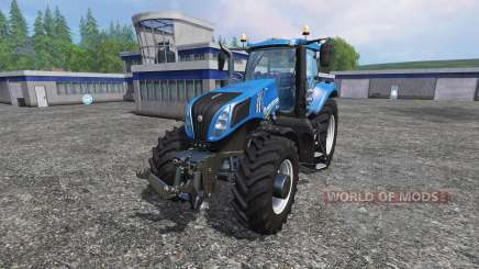 New Holland T8.275 для Farming Simulator 2015