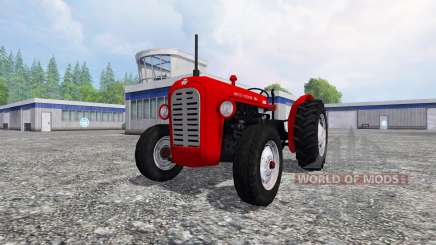 Massey Ferguson 35 для Farming Simulator 2015