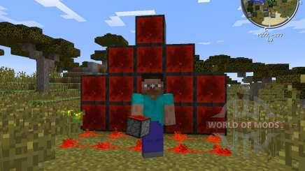 Directional Redstone для Minecraft
