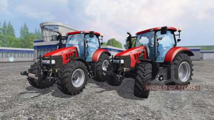 Case IH JXU 85 and 115 v1.1 для Farming Simulator 2015