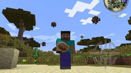 Subway Sandwiches для Minecraft
