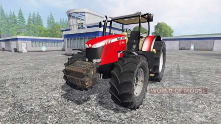 Massey Ferguson 8690 для Farming Simulator 2015