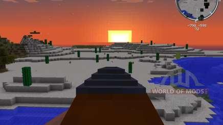 New Stefinus 3D Guns для Minecraft