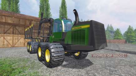 John Deere 1910E для Farming Simulator 2015