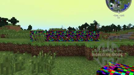 The Corrupted Sector для Minecraft