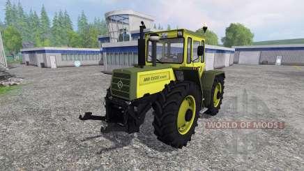 Mercedes-Benz Trac 1500 v0.9 для Farming Simulator 2015