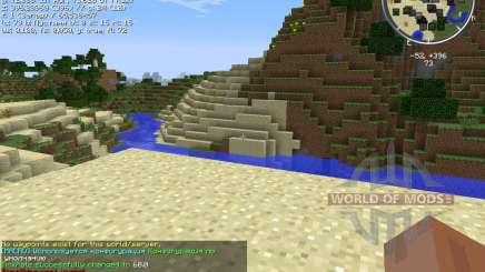 TickrateChanger для Minecraft