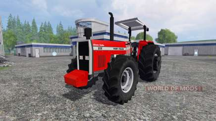 Massey Ferguson 299 для Farming Simulator 2015