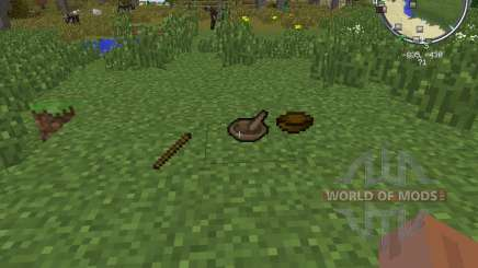 Mortar and Pestle для Minecraft