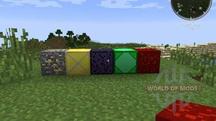 The Useful Tools для Minecraft