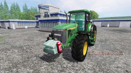 John Deere 8300 для Farming Simulator 2015