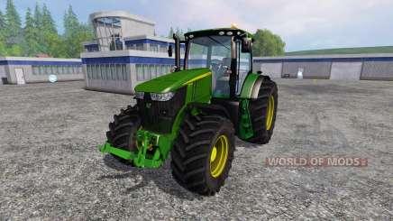 John Deere 7310R v2.1 для Farming Simulator 2015