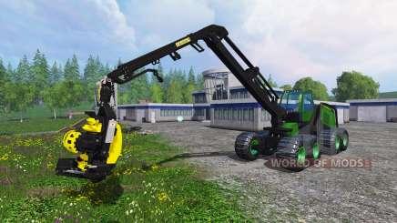 John Deere 1270E для Farming Simulator 2015