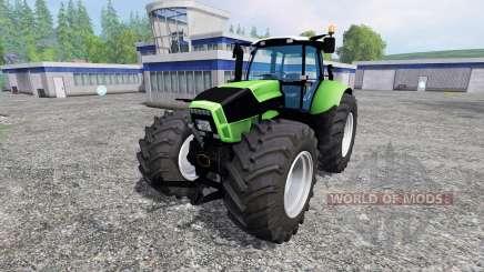 Deutz-Fahr Agrotron X 720 v2.0 для Farming Simulator 2015