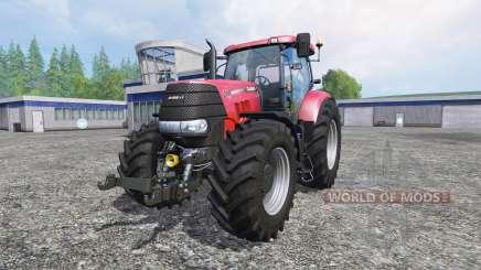 Case IH Puma CVX 200 v1.7 для Farming Simulator 2015