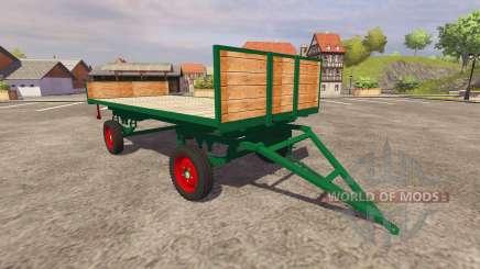 Прицеп для тюков для Farming Simulator 2013