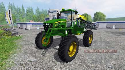 John Deere 4730 Sprayer v2.0 для Farming Simulator 2015